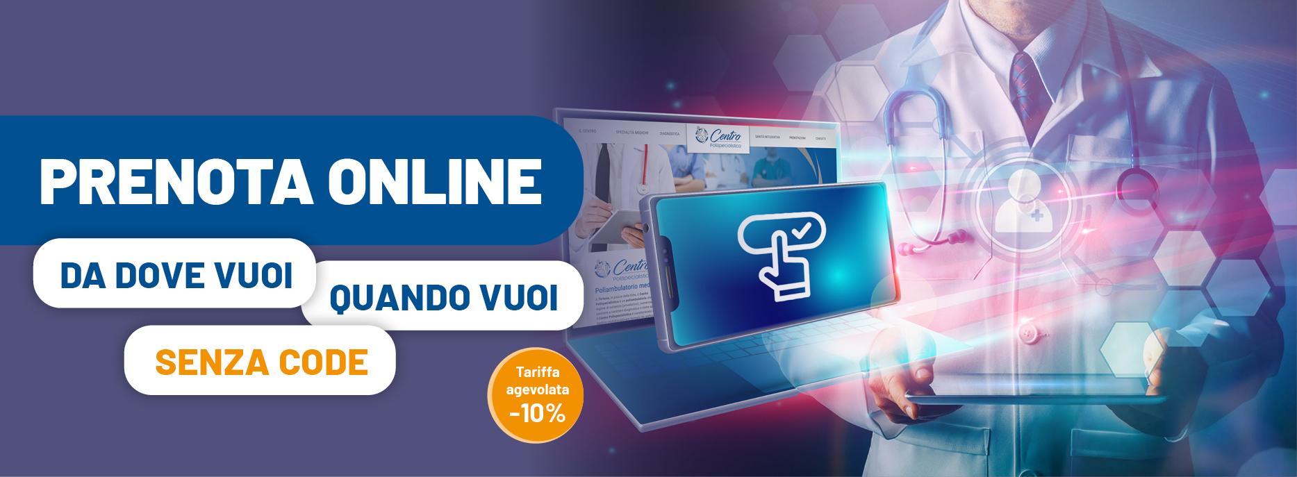 poliambulatorio prenotazione online